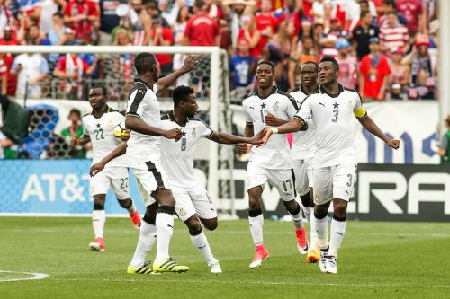 日本と対戦するガーナ代表がメンバーを発表…欧州でプレーする選手たちを招集