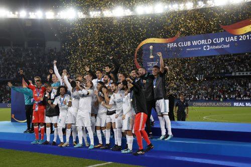 4年に1度、24チーム…レアル幹部、クラブW杯の新制度は「非常に魅力的」