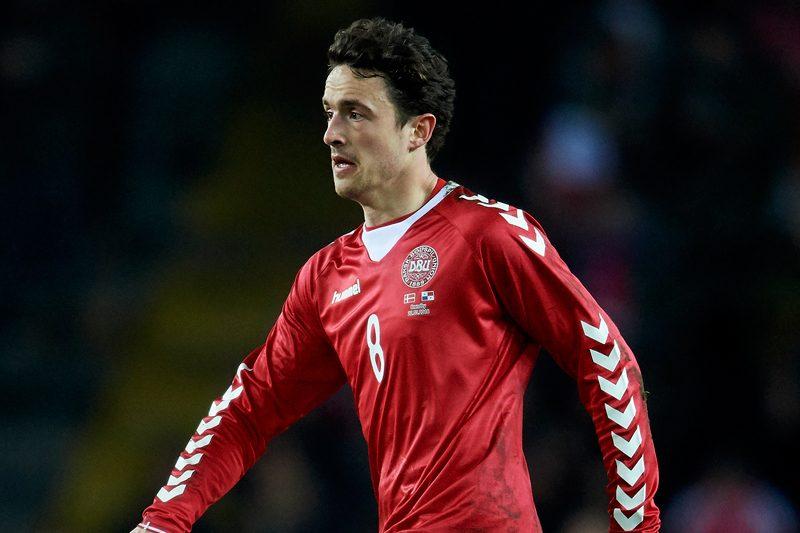 ドルトムント、デンマーク代表MFに関心…プレミアのクラブと争奪戦か