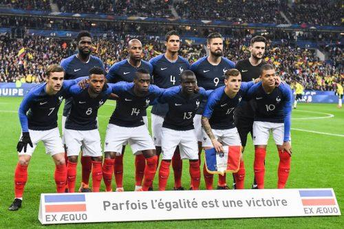 ●予備選手も豪華…フランス代表、グリーズマンやポグバらW杯メンバー23名発表