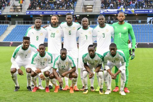 ●日本と同組のセネガル、W杯メンバー23名を発表…マネやクリバリら順当選出