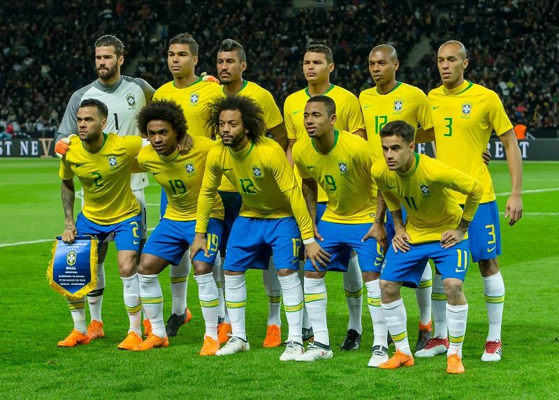 4大会ぶりの優勝目指すブラジル代表、ネイマールらW杯メンバー23名を発表!
