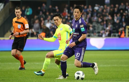 ●今季最後の日本人対決は久保のヘントに軍配…アンデルレヒト下し7試合ぶりの勝利