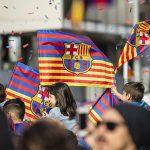 FC Barcelona La Liga Victory Parade