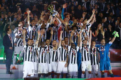 ●ユーヴェ、史上初のイタリア杯4連覇達成! 後半4発でミランに快勝