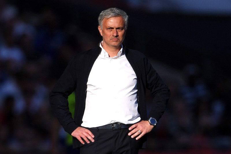 モウリーニョ監督、FA杯準優勝に不満「彼らは勝利に相応しくない」