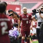 Andres Iniesta Meets Vissel Kobe Supporters