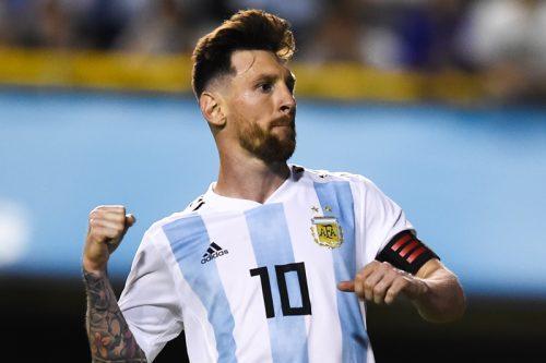 ●メッシがハットトリック、全4得点演出! アルゼンチン、ハイチに快勝