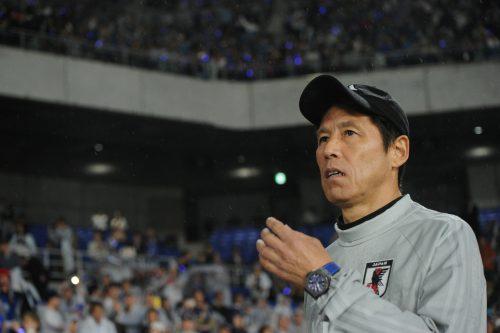 ●ロシアW杯決定弾の井手口、浅野が落選…西野監督「トップパフォーマンスではなかった」