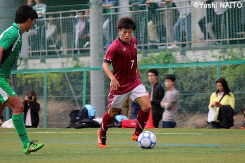 ●名古屋、早稲田大MF相馬勇紀が来季加入内定…昨季の関東2部で15アシスト