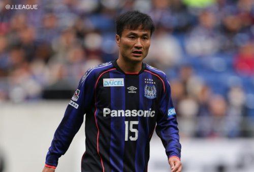 G大阪MF今野泰幸、右足関節を手術…全治約2カ月でW杯も絶望に