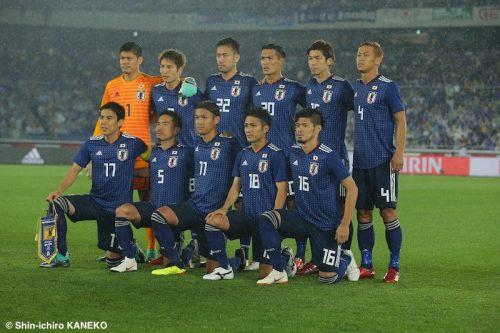 ●日本代表、ロシアW杯メンバー23名決定! 浅野、三竿、井手口が落選