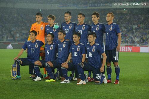 ●西野ジャパン、ガーナ相手にゴール奪えず敗北…FKとPKで失点を許す