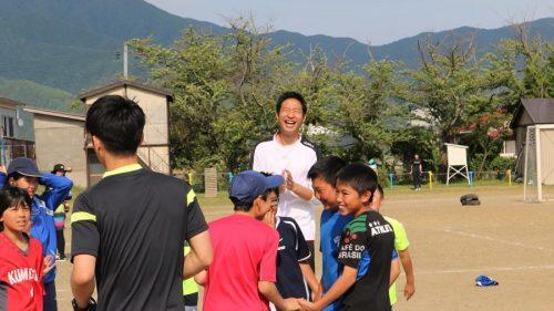 """●昨季引退の平山相太がよしもと所属に、パンサー尾形を「""""兄さん""""と呼ばないと(笑)」"""
