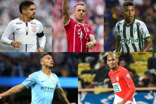 ●D・アウヴェスに代わる右SBは誰だ? ブラジル代表招集候補5選手を紹介