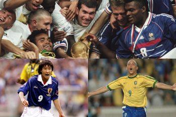 【1998年 フランスW杯】開催国フランスが初優勝! 日本はW杯史に確かな一歩を刻む