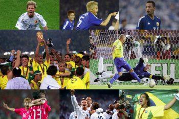 """【2002年 日韓W杯】アジアの地で""""W杯フィーバー""""が巻き起こる…日本は初のベスト16"""