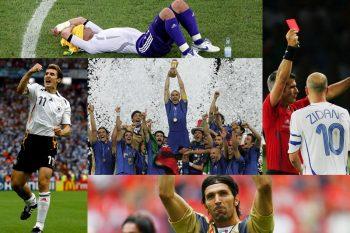 """【2006年 ドイツW杯】イタリアが4度目の栄冠も…""""パーフェクト""""な大会が迎えた衝撃の結末"""
