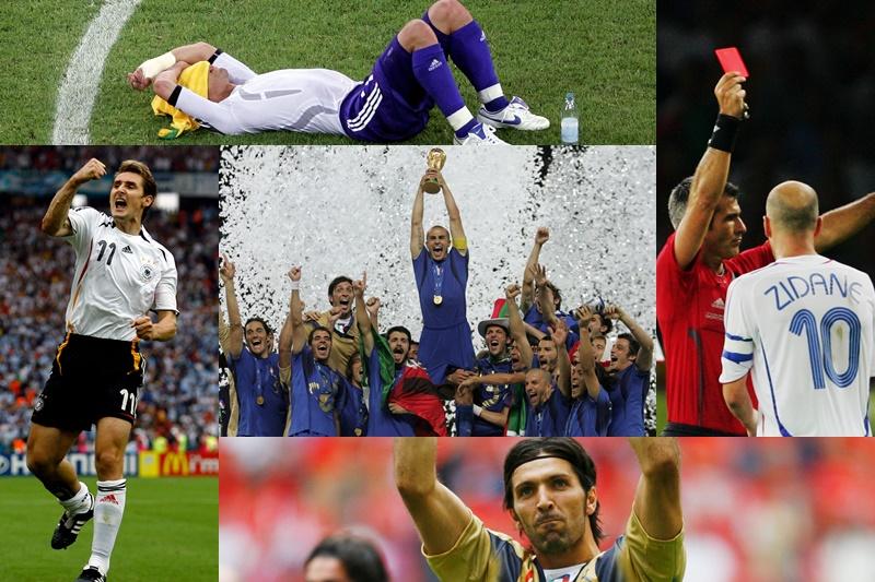 """2006年 ドイツW杯】イタリアが4度目の栄冠も…""""パーフェクト""""な大会が ..."""