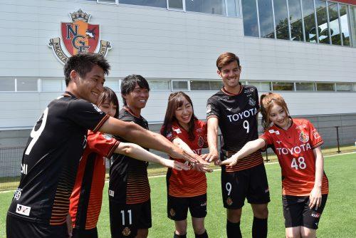 ●SKE48が名古屋の応援マネージャーに就任! 総選挙2位の須田「私たちの熱気を全国へ」