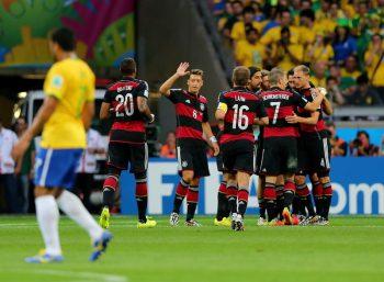 """【コラム】その強さ、圧倒的…ドイツが""""ジンクス""""覆し南米の地で王座返り咲き/2014年 ブラジルW杯"""
