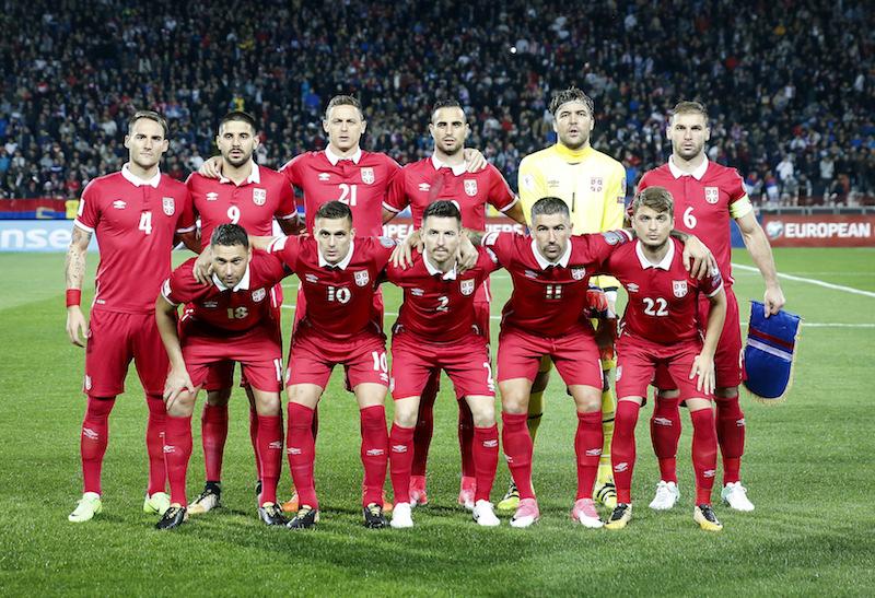 セルビア代表、W杯メンバー23人を発表…マティッチら順当に選出