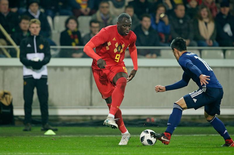 ベルギー 日本