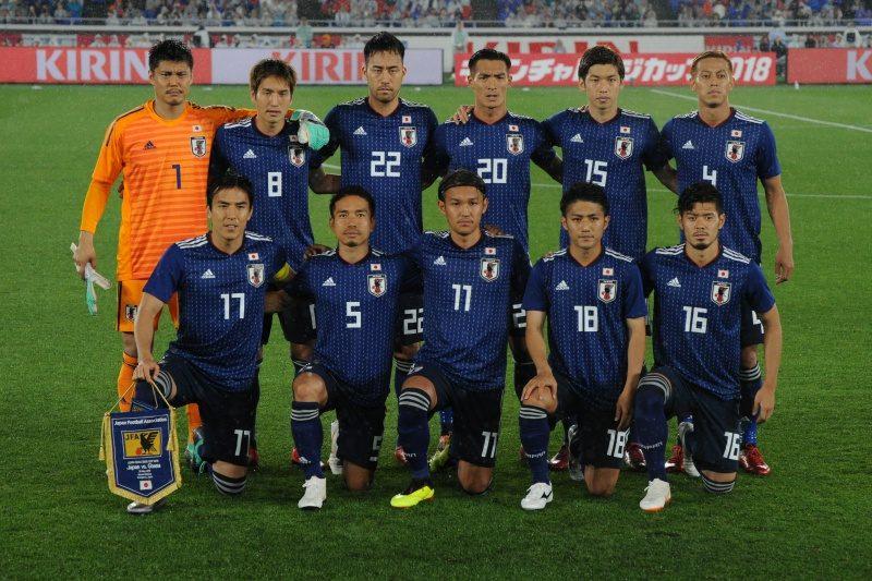 日本代表、ロシアW杯の背番号決...