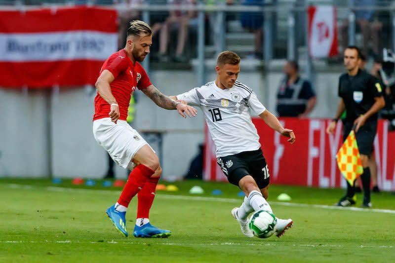 ドイツ対オーストリア