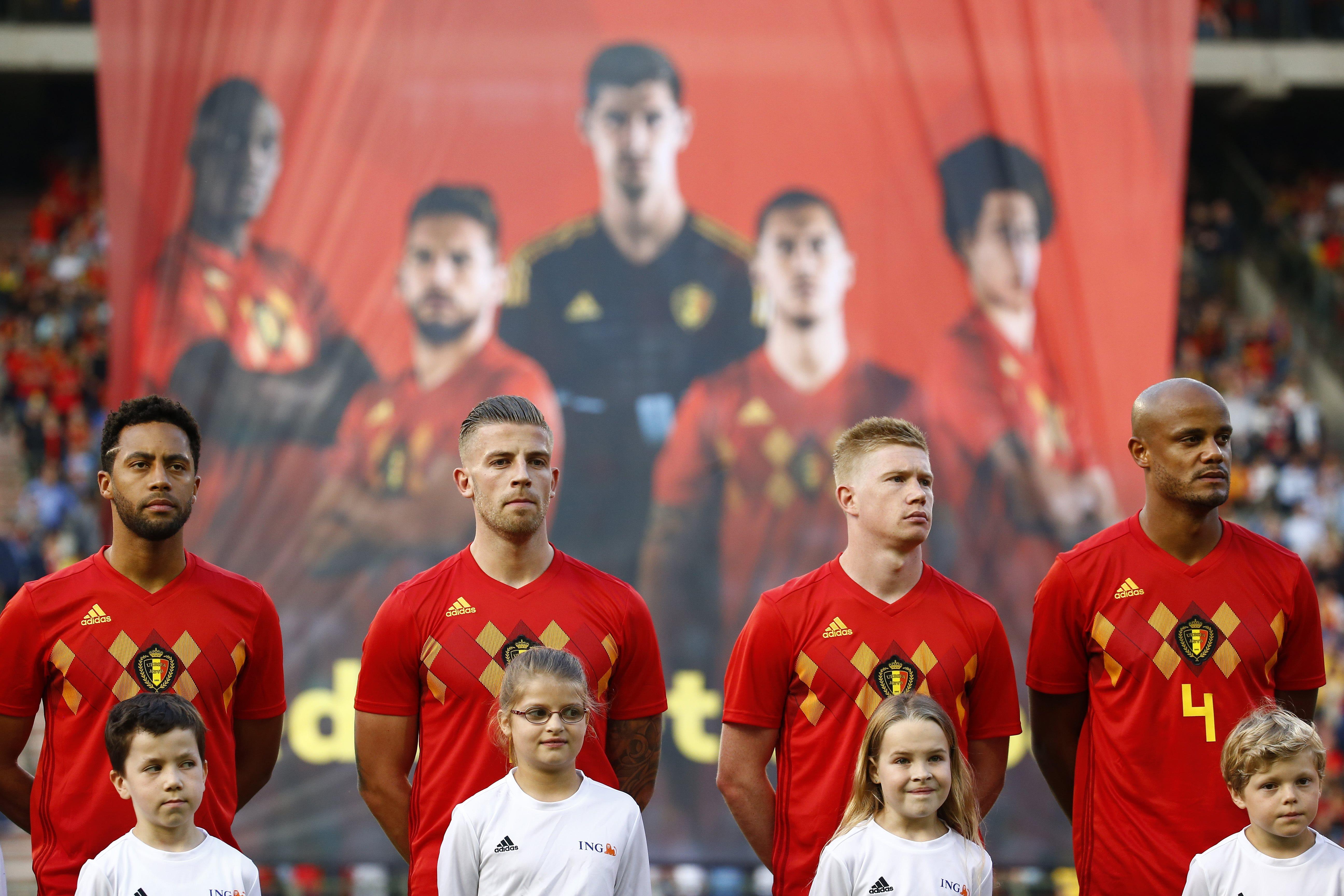 ベルギー代表「今こそ、我々の番...