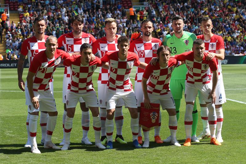代表 サッカー クロアチア