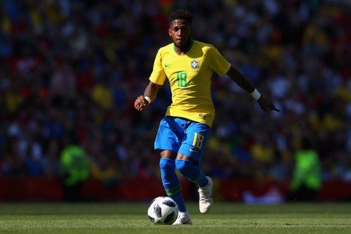 ●ブラジル代表、フレッジが練習で右足首を負傷…W杯欠場の可能性も