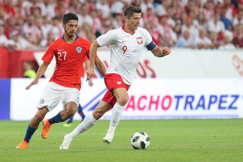 ポーランド対チリ
