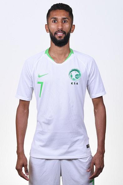 サルマン・アル・ファラジ(サウジアラビア代表)のプロフィール画像