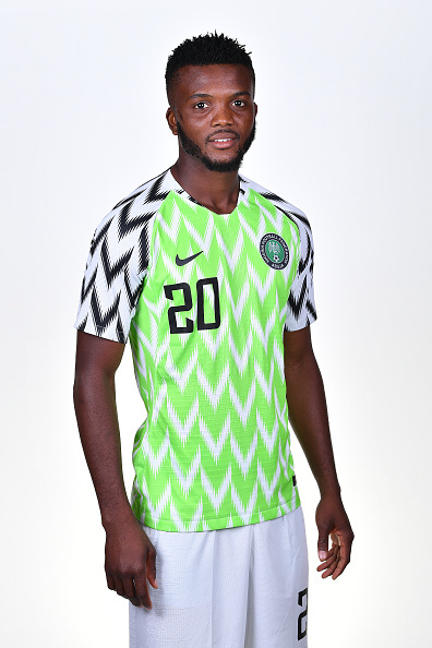 チドジー・アワジーム(ナイジェリア代表)のプロフィール画像