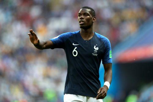 ●ペルー戦控えるフランス代表…ポグバら選手たちが散髪でリフレッシュ