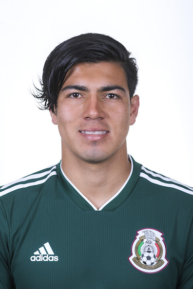 エリック・グティエレス(メキシコ代表)のプロフィール画像