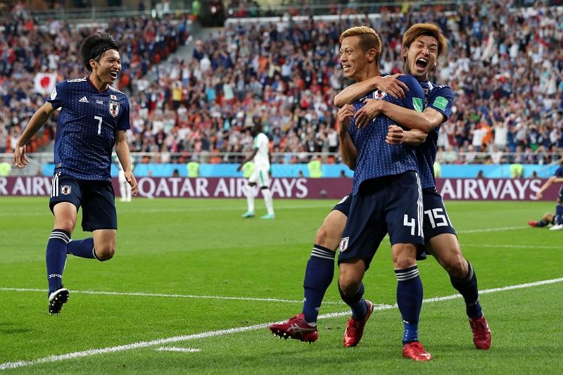 [写真]=Getty Images サッカーWCセネガル戦