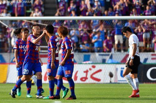 YBC Levain play-off 1st Kofu vs Urawa Kiyohara1