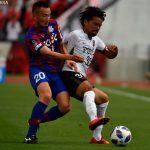 YBC Levain play-off 1st Kofu vs Urawa Kiyohara10