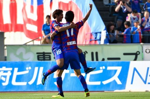 YBC Levain play-off 1st Kofu vs Urawa Kiyohara14