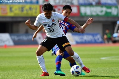 YBC Levain play-off 1st Kofu vs Urawa Kiyohara16
