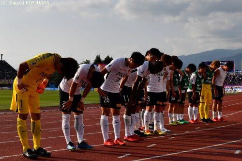 YBC Levain play-off 1st Kofu vs Urawa Kiyohara2