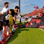 YBC Levain play-off 1st Kofu vs Urawa Kiyohara3