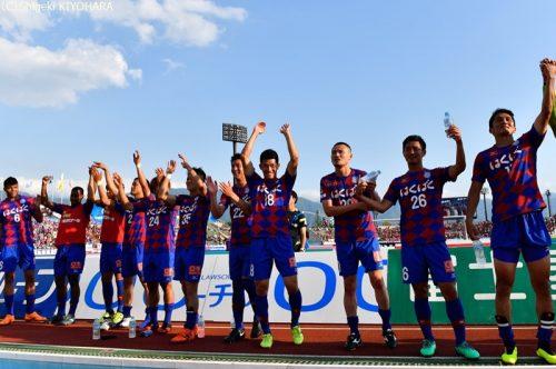 YBC Levain play-off 1st Kofu vs Urawa Kiyohara6