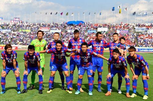 YBC Levain play-off 1st Kofu vs Urawa Kiyohara9