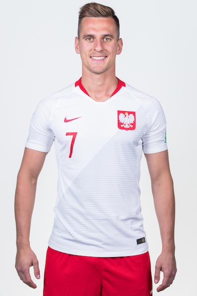 アルカディウシュ・ミリク(ポーランド代表)のプロフィール画像