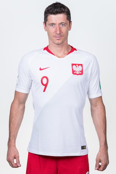 ロベルト・レヴァンドフスキ(ポーランド代表)のプロフィール画像