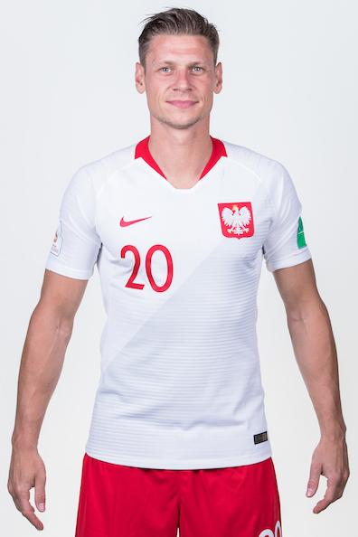 ウカシュ・ピシュチェク(ポーランド代表)のプロフィール画像