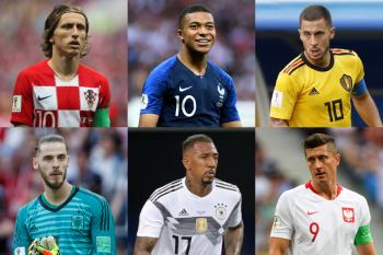 2018 FIFAワールドカップ ロシア